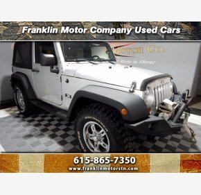 2008 Jeep Wrangler for sale 101439561