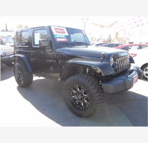 2008 Jeep Wrangler for sale 101457967