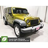 2008 Jeep Wrangler for sale 101624584
