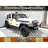 2008 Jeep Wrangler for sale 101628053