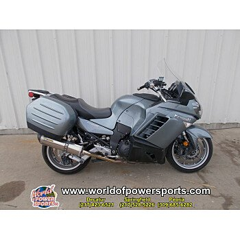 2008 Kawasaki Concours 14 for sale 200637483