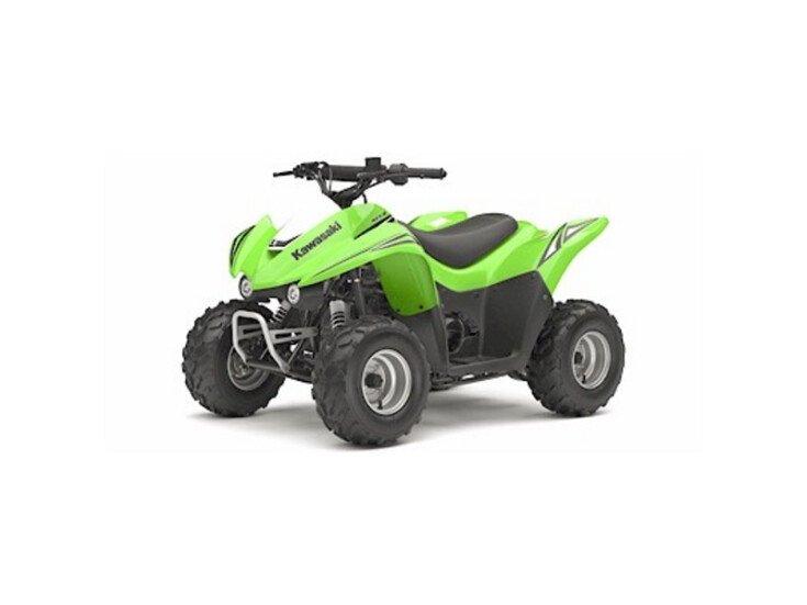 2008 Kawasaki KFX80 50 specifications