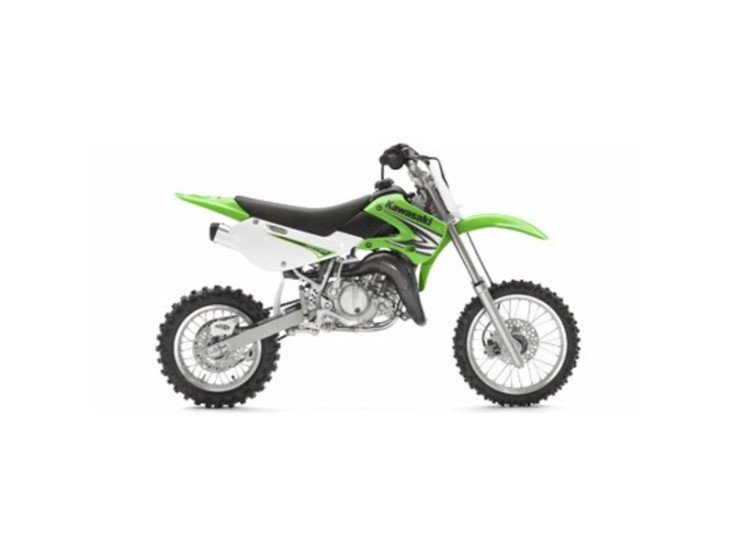 2008 Kawasaki KX100 65 specifications