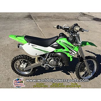 2008 Kawasaki KX65 for sale 200642273