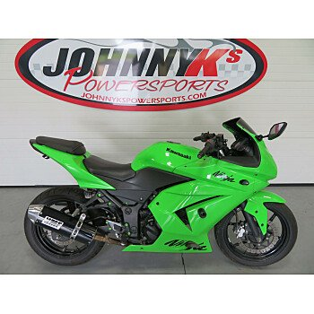 2008 Kawasaki Ninja 250R for sale 200667895
