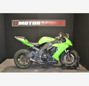 2008 Kawasaki Ninja ZX-10R for sale 200823945