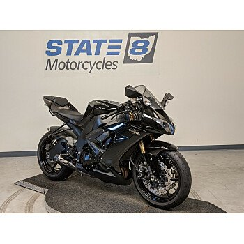 2008 Kawasaki Ninja ZX-10R for sale 201000834