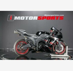 2008 Kawasaki Ninja ZX-6R for sale 200712283