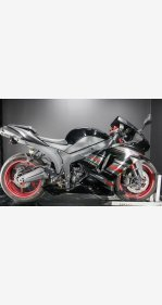2008 Kawasaki Ninja ZX-6R for sale 200712295
