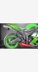 2008 Kawasaki Ninja ZX-6R for sale 200719540