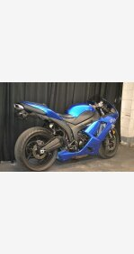 2008 Kawasaki Ninja ZX-6R for sale 200730222