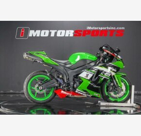 2008 Kawasaki Ninja ZX-6R for sale 200793959