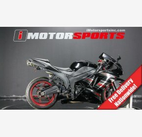 2008 Kawasaki Ninja ZX-6R for sale 200803320