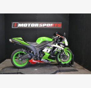 2008 Kawasaki Ninja ZX-6R for sale 200826499