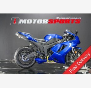 2008 Kawasaki Ninja ZX-6R for sale 200834391