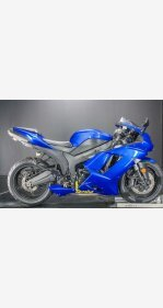 2008 Kawasaki Ninja ZX-6R for sale 200834691