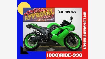 2008 Kawasaki Ninja ZX-6R for sale 200851693