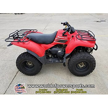 2008 Kawasaki Prairie 360 for sale 200636664