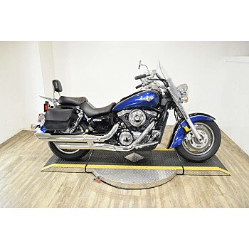 2008 Kawasaki Vulcan 1600 for sale 200623561