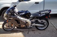 2008 Kawasaki ZZR600 for sale 200775520