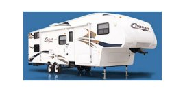 2008 Keystone Cougar 294RLS (West) specifications