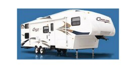 2008 Keystone Cougar 303RKS (West) specifications