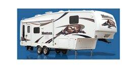 2008 Keystone Montana 3485SA specifications
