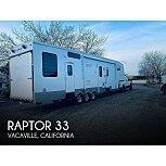 2008 Keystone Raptor for sale 300223800