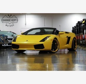 2008 Lamborghini Gallardo Spyder for sale 101099534