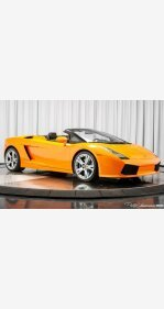 2008 Lamborghini Gallardo Spyder for sale 101116985