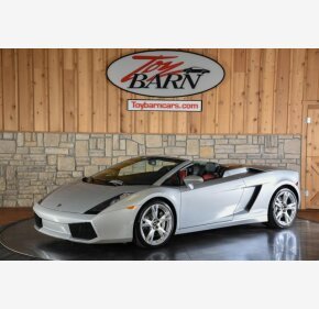 2008 Lamborghini Gallardo Spyder for sale 101179338