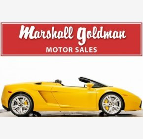 2008 Lamborghini Gallardo Spyder for sale 101179535