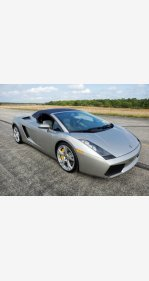 2008 Lamborghini Gallardo Spyder for sale 101202027