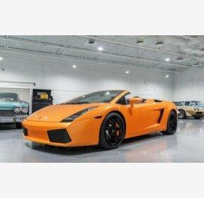 2008 Lamborghini Gallardo Spyder for sale 101251621