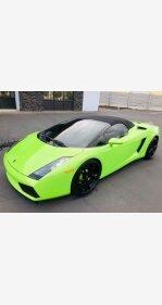 2008 Lamborghini Gallardo for sale 101254556