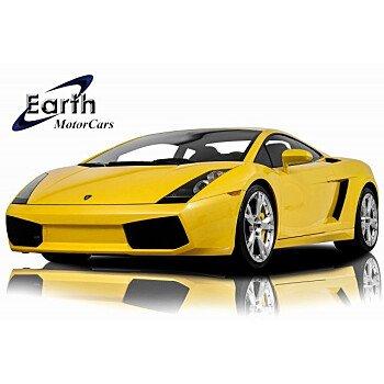 2008 Lamborghini Gallardo for sale 101304221