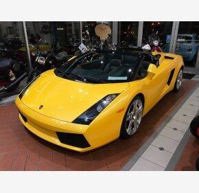 2008 Lamborghini Gallardo Spyder for sale 101366101