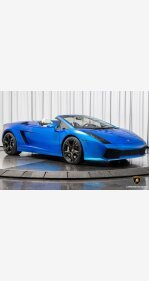 2008 Lamborghini Gallardo Spyder for sale 101414020