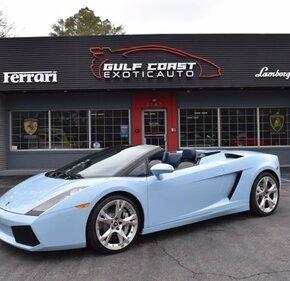 2008 Lamborghini Gallardo for sale 101442581