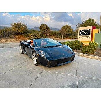 2008 Lamborghini Gallardo for sale 101443444
