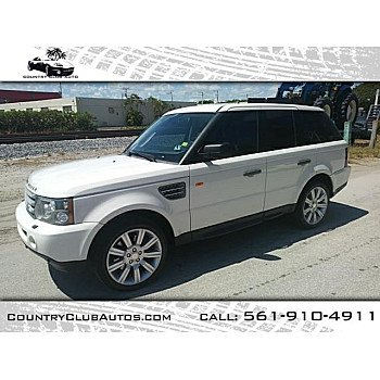 2008 Land Rover Range Rover Sport Supercharged for sale 100956821