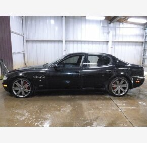 2008 Maserati Quattroporte for sale 100982746