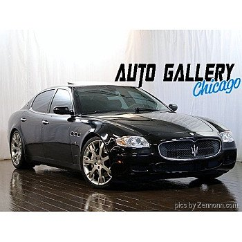 2008 Maserati Quattroporte for sale 101125389