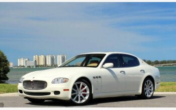 2008 Maserati Quattroporte for sale 101305263