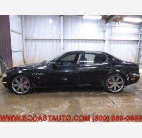 2008 Maserati Quattroporte for sale 101326266