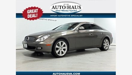 2008 Mercedes-Benz CLS550 for sale 101089338