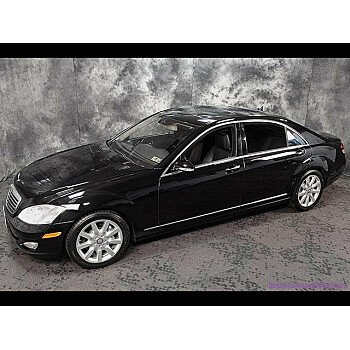 2008 Mercedes-Benz S550 4MATIC for sale 100874381