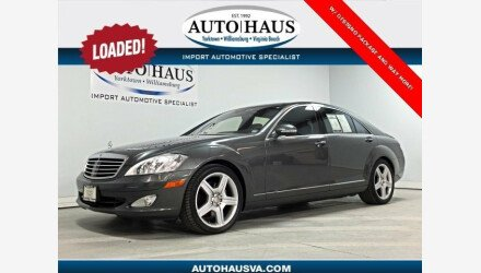 2008 Mercedes-Benz S550 for sale 101109209