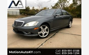 2008 Mercedes-Benz S550 4MATIC for sale 101231840