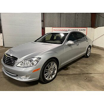 2008 Mercedes-Benz S550 for sale 101385095